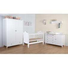Childhome Baby Room Hampton White