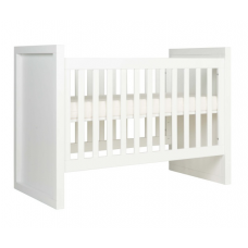 Pericles Growing Cot Monaco White