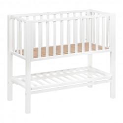 Quax Crib Joy - White