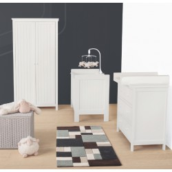 Quax baby room camille white - DEMO -