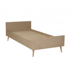 Quax Cocoon Bed 90x200 cm - Latte - QC