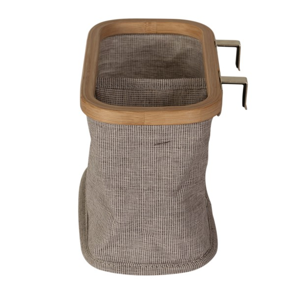 Quax hanging rack - bottles and more - cotton/bamboo