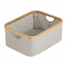 Quax Basket for Changing table with bath Smart - cotton/bamboo - 38x30x16H cm
