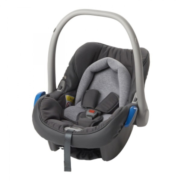 Quax Car Seat Group 0 - Grey