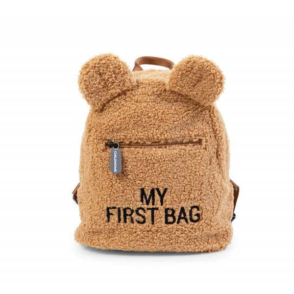 Childhome My First Bag - Teddy Beige