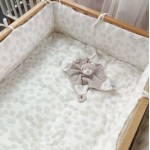 Pericles - Umi Dots - Playpen textile set