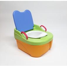 Quax Musical Potty orange