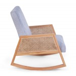 Childhome Rocking Chair Canné - adult -