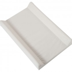Pvc Kussen Met Plank Voor Badmeubel - Wit